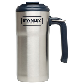 Stanley Adventure - Gourde - 473ml noir/argent